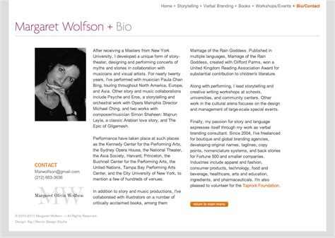 biography page layout biography page design related keywords biography page