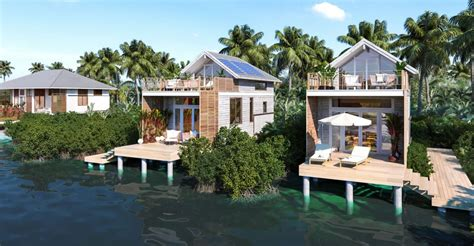 Luxury Homes In Belize 1 Bedroom Luxury Lagoon Lofts For Sale Placencia Belize 7th Heaven Properties