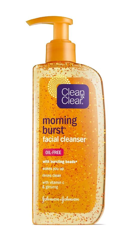 Harga Clean And Clear Morning Burst clean clear morning burst cleanser reviews