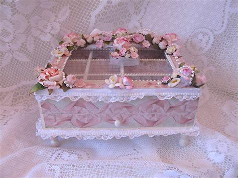 martica designs shabby chic jewelry box for sale