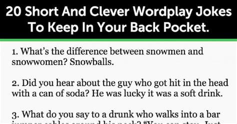 Grammars In Your Pocket 2 and punny jokes to keep in your back pocket