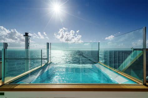 infinity pool aidaprima aida cruises aidaprima schiffsbilder