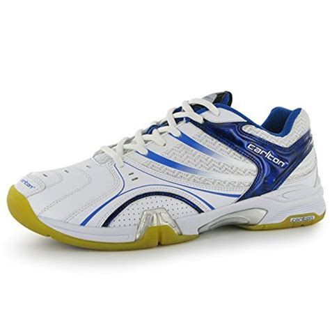 carlton sports shoes carlton mens airblade badminton sports shoes trainers ebay