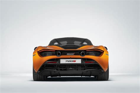 new mclaren 720s seen in the us ny show premiere is likely