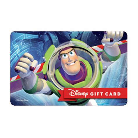 Disney World Gift Cards - your wdw store disney collectible gift card buzz out of this world