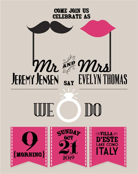 wedding day invitation wedding day invitation card vector free vector graphic
