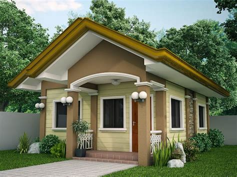 trendy simple small house models  ideas