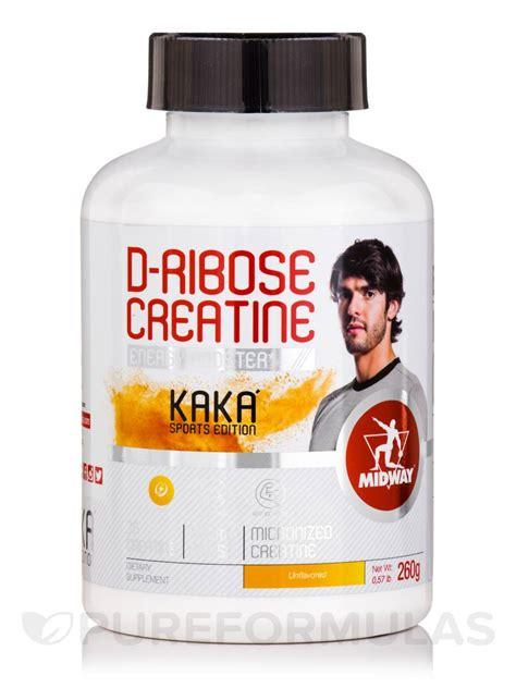 creatine d ribose d ribose creatine unflavored 0 57 lb 260 grams