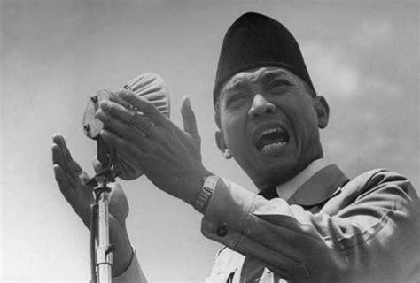 Mencapai Indonesia Merdeka Ir Soekarno Seg presiden soekarno bung karno 187 terbaru 2018