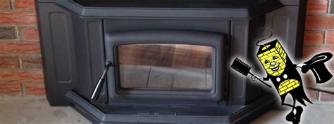 Cleaning A Fireplace Insert by Cleaning Wood Burning Fireplace Inserts Mr Happy Chimney