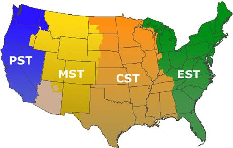 mountain time zone map preparing for shakespeare up on your