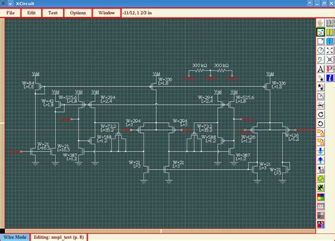 free electronic circuit simulator ngspice