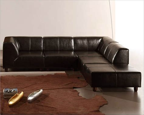 espresso sectional espresso full leather sectional sofa set 44ldmo