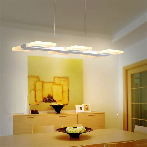 Compare Prices On Dining Table Lights Online Shopping Buy Modern Kitchen Table Lighting