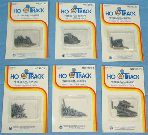 ahm associated hobby manufacturers ho scale train track 24 ahm associated hobby manufacturers ho scale train track