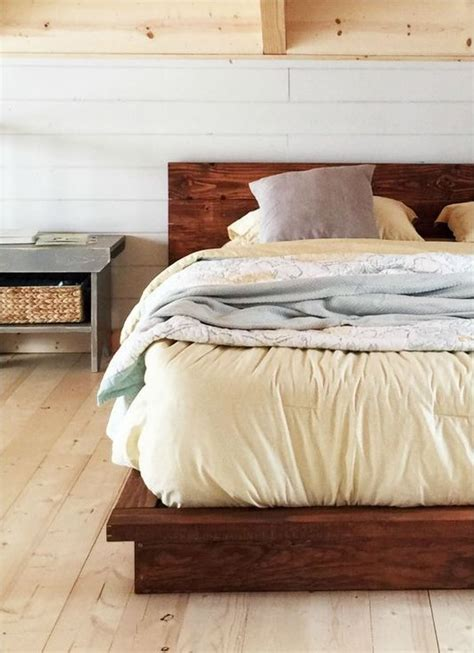 make your own platform bed 10 ways to make your own platform bed with storage