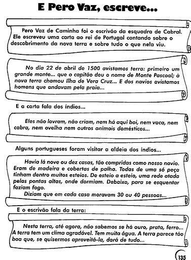 HISTÓRIA 5° ANO ATIVIDADES PARA IMPRIMIR III - ATIVIDADES