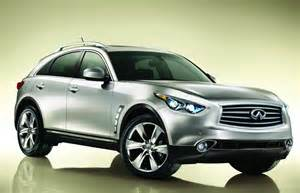 Infinity Crossover Suv Infiniti Crossover S V 6 Model Gets More Power New Name