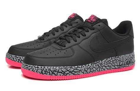Sepatu Nike Air One Black Pink Womens Style Sporty Trendy air 1 low black pink buy nike air one