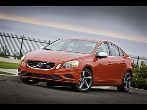 2013 volvo s60 review, ratings, specs, prices, and photos