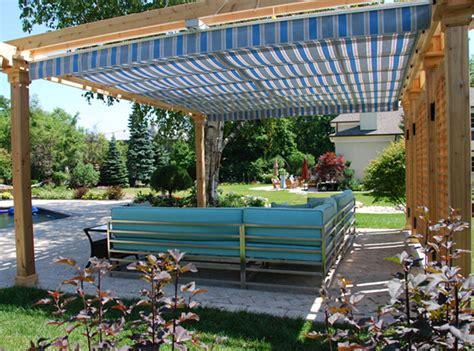pergola with retractable awning retractable canopy for pergola pergola design ideas