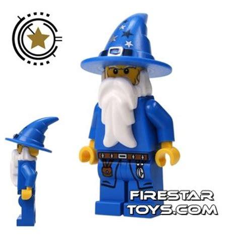 Lego Minifigure Wizard lego castle minifigure blue wizard lego minifigures