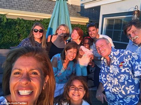 who does the make over specialist with hoda and kathy lee hoda kotb and her family celebrate her 53rd birthday
