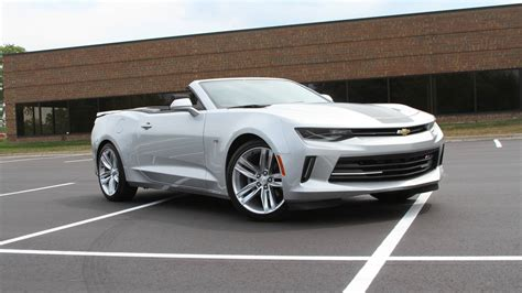 camaro v6 price 2016 chevy camaro v6 convertible review with price
