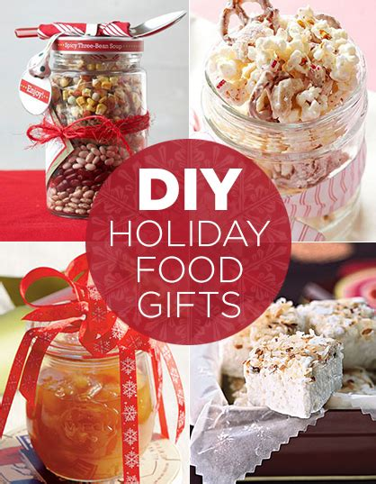 10 diy food gifts for the holidays ladylux online