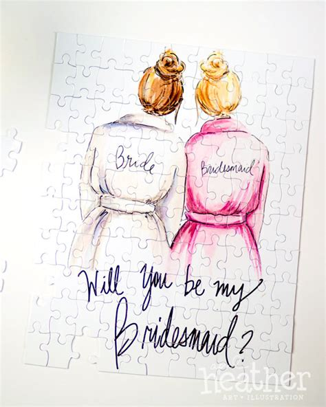 be my images 17 ways to ask will you be my bridesmaid