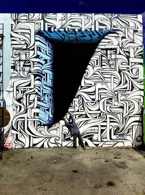 street art optical illusions  astro