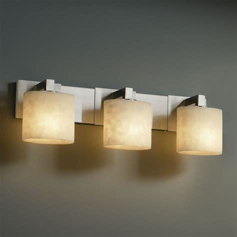justice design group lighting justice design group clouds collection bathroom light