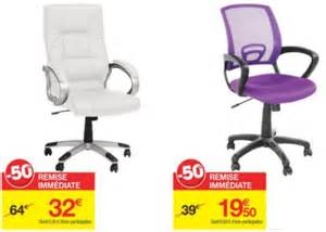 soldes carrefour hiver 2016 fauteuil manager blanc 224 32