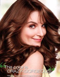 what color is tiny fey using in the garnier nutrisse tina fey