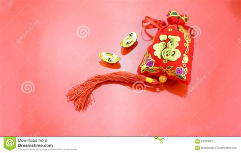 new year cloth decoration new year decoration felt fabric packet or ang