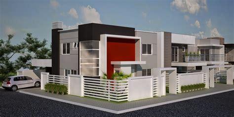 50 fachadas de casas de esquina lindas e inspiradoras