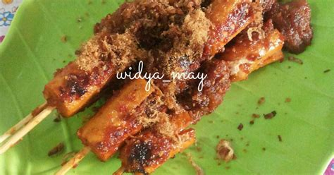 resep bumbu oles sosis bakar enak  sederhana cookpad