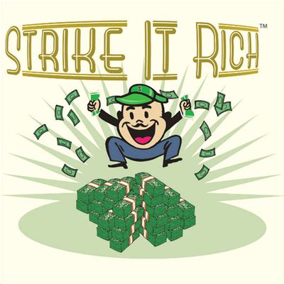 strike it rich strikeitriches twitter - Strike It Rich Sweepstakes