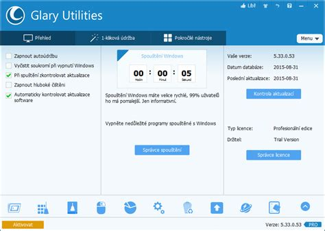 glary utilities for android glary utilities pro 5 modr 253 robot