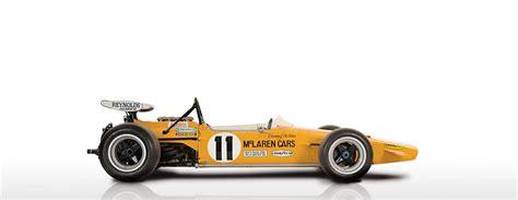 Tshirt Kaos Mc Laren International mclaren formula 1 heritage cars