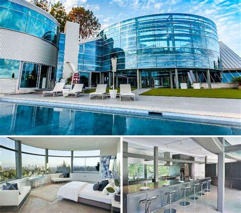 justin bieber house justin bieber moves into 60k month glass house mansion justinbieberzone com