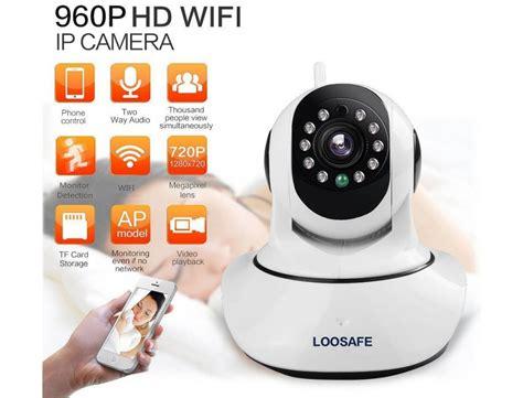 Promo Termurah 960p Hd Wireless Ip With Bluetooth Wifi Speaker ls f2 960p loosafe hd 960p wireless ip digitalpromo