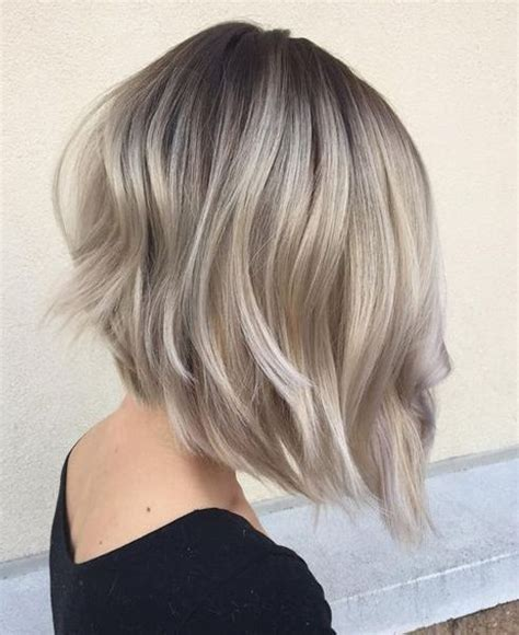 blonde colours for winter crystal ash blonde hair color ideas for winter 2016 2017