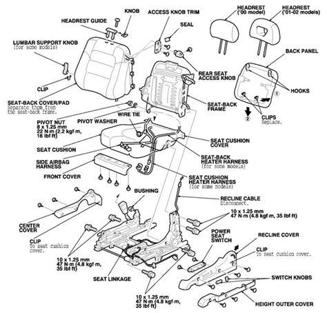 tilt schmatica manual seat in a 2009 honda civic tilt schmatica manual seat in a 2000 acura rl diy honda civic 92 95 edm heated seats diy