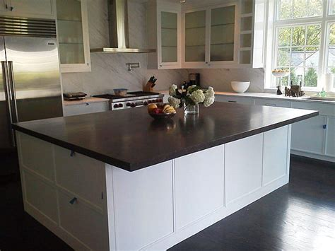 Black Glass Countertops by 17 Best Images About Concrete Countertops On