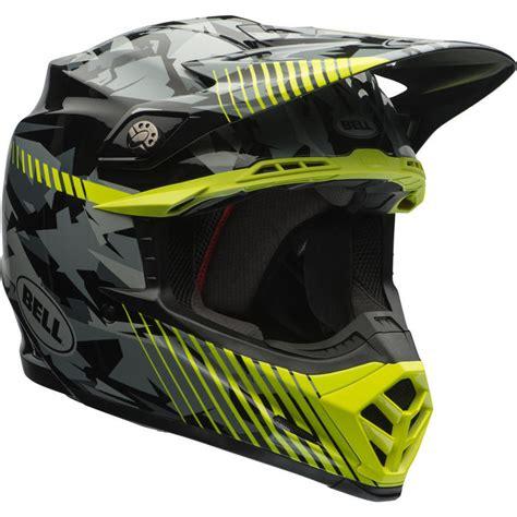 yellow motocross helmets bell moto 9 yellow camo motocross helmet motocross