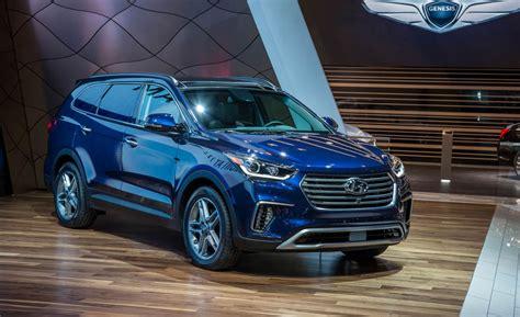 2018 Hyundai Santa by хендай санта фе 2018 комплектации цены фото видео и