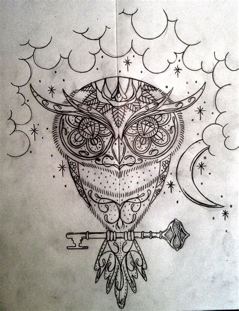 egyptian eye tattoo meaning owl design