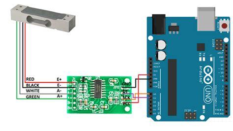 Load Cell 20kg Weight Sensor 20kg Sensor Timbangan 20kg การต อใช งานก บ arduino
