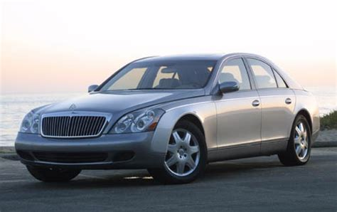 Maybach 57 Price by Used 2005 Maybach 57 For Sale Pricing Features Edmunds